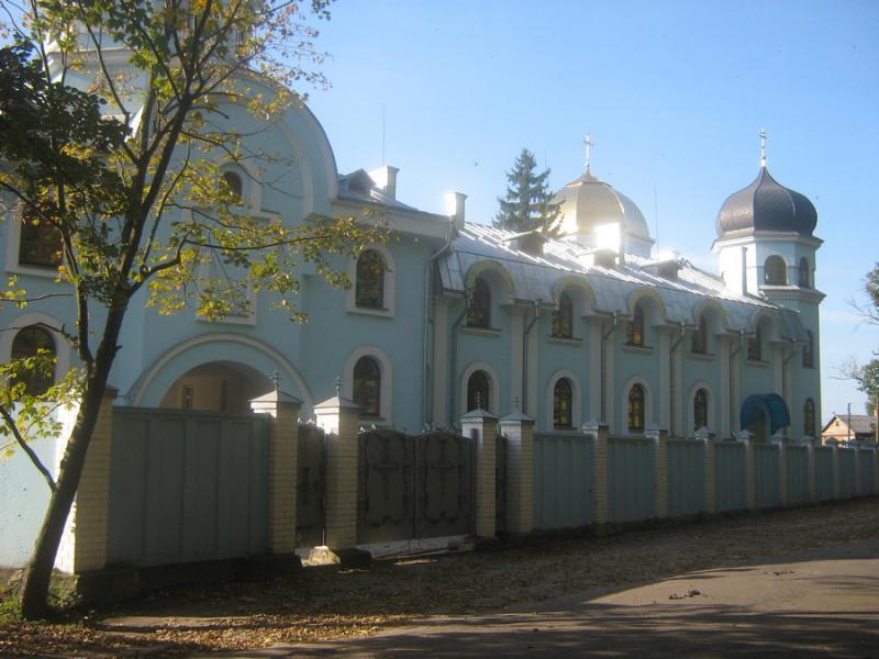 Свято-Покровський монастир у Гощі