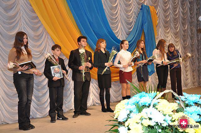 Учні, студенти та аспіранти Рівненщини - переможці конкурсі імені Петра Яцика разних років