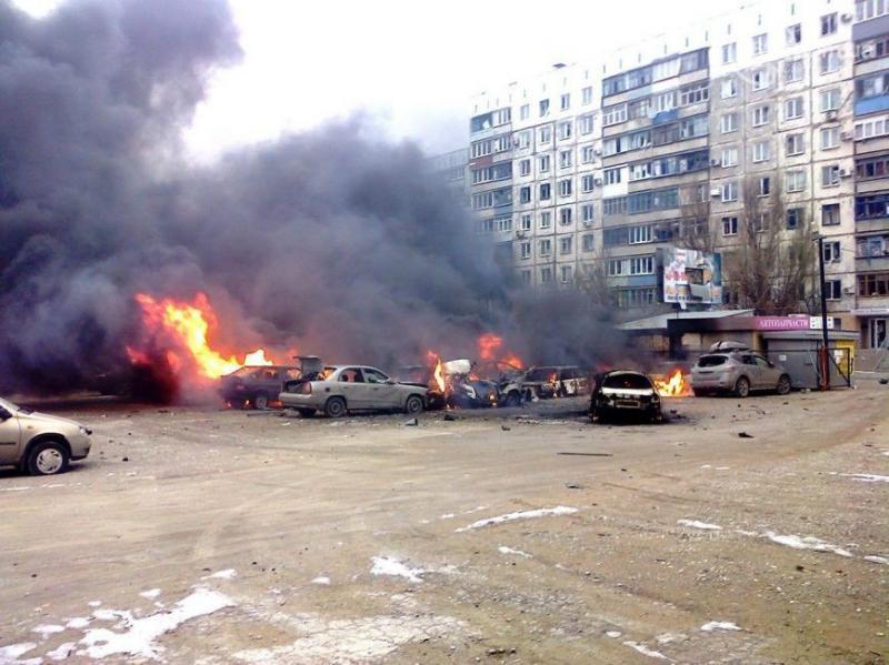 В Міжнародний суд ООН передано докази причетності армії РФ до обстрілу Маріуполя, – СБУ