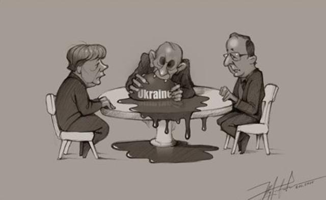 """Путин и Олланд по телефону обсудили """"урегулирование ситуации в Украине"""" - Цензор.НЕТ 7229"""