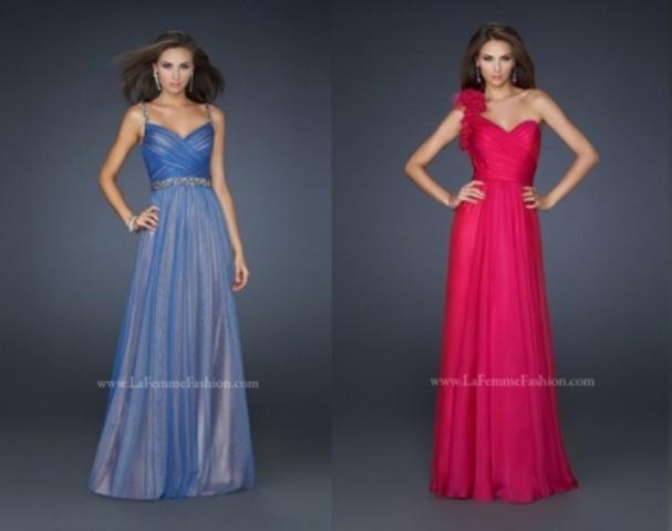 Мода на випускні сукні постійно змінюється. Так 0239bfd4d4df2