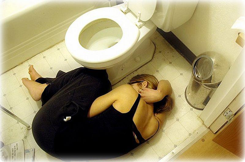 Почему когда беременна хочется в туалет по