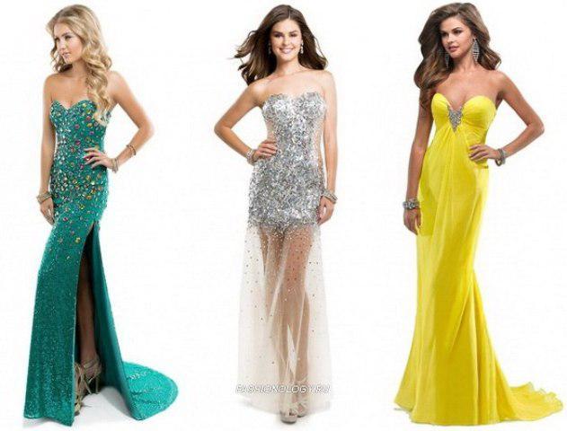 З кожним роком ціни на випускні сукні жахають дедалі більше. Але вихід  завжди є! Можна спробувати зшити оригінальне плаття власноруч. f4235331078e6