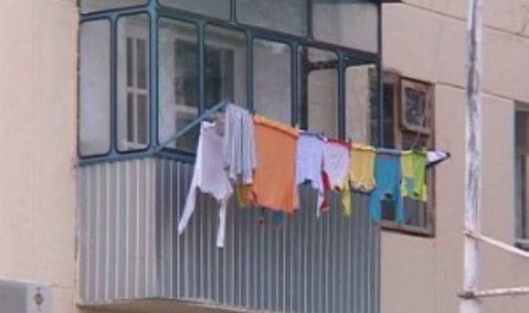 Коммунальщики попросили бобруйчан 11 дней не сушить белье на.