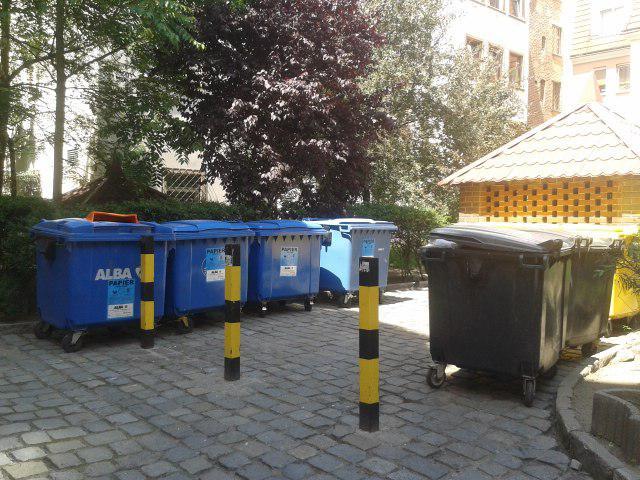 Польські роздільні смітники