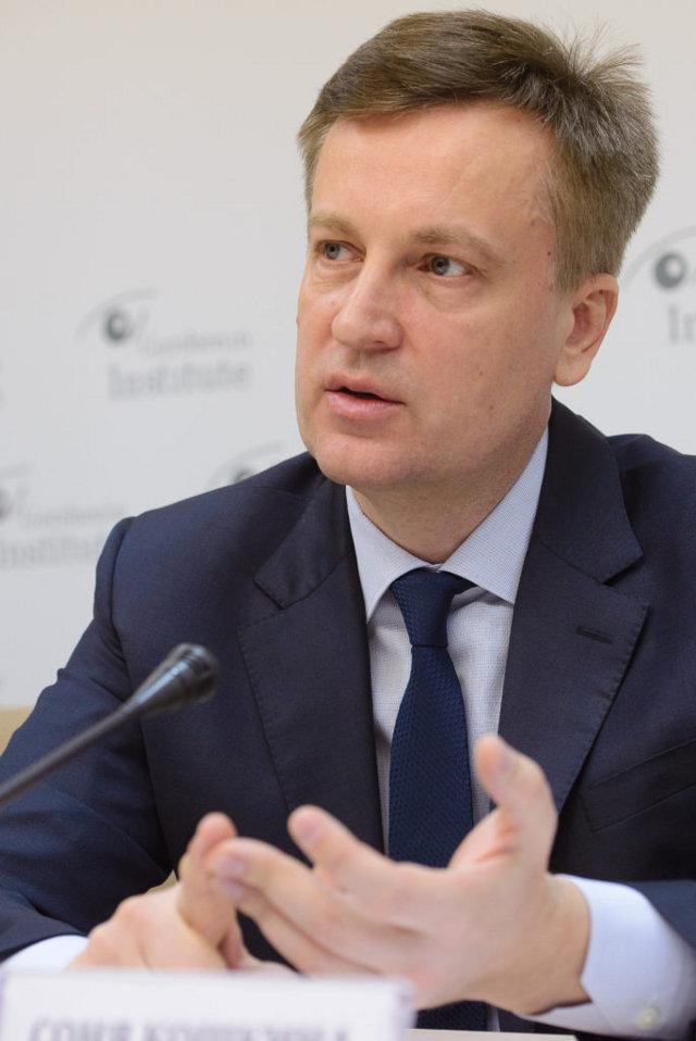 Наливайченко Валентин, фото з nalyvaichenko.org