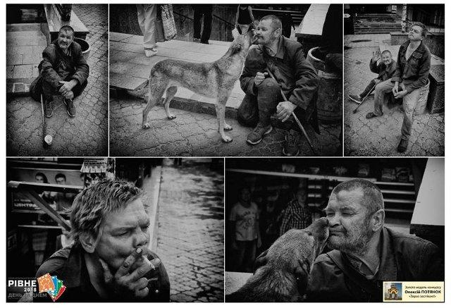 Роботи Олексія Потянка, фото зі сторінки Олександра Харвата у ФБ.