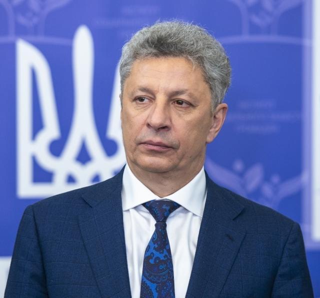 Бойко Юрій, фото з opposition.org.ua