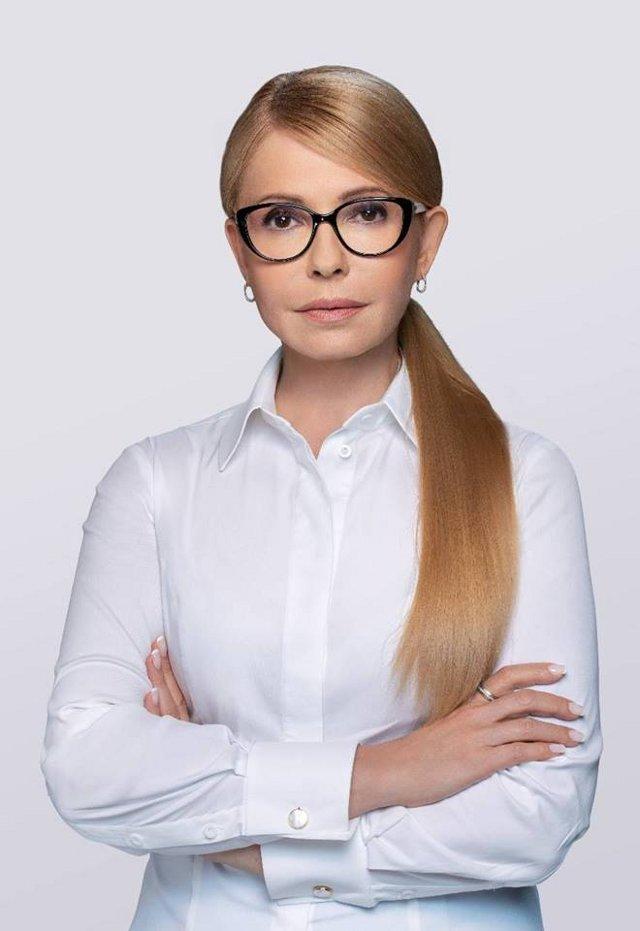 Тимошенко Юлія, фото з facebook.com/YuliaTymoshenko/