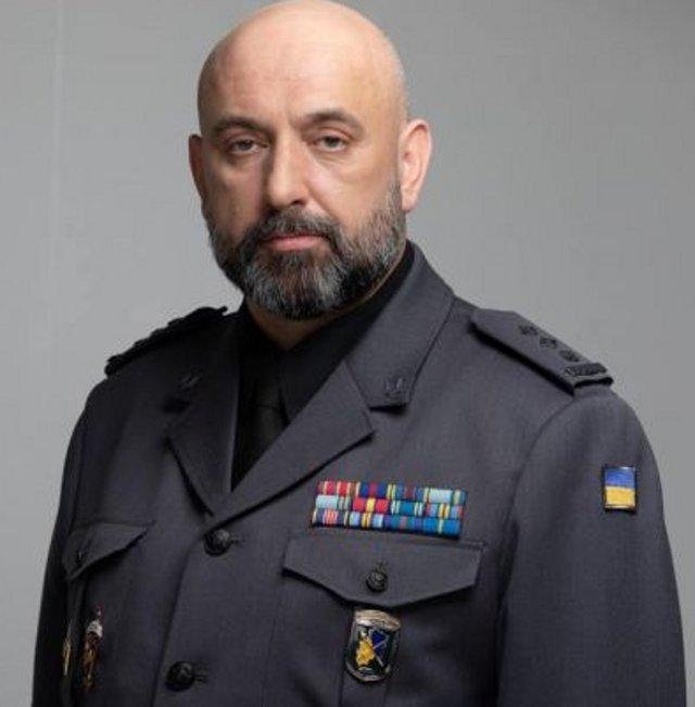 Кривонос Сергій, facebook.com/Воїни_АТО