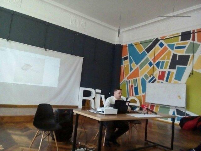 Віктор Булига розповідає про другий сезон Кіношколи у Рівному.