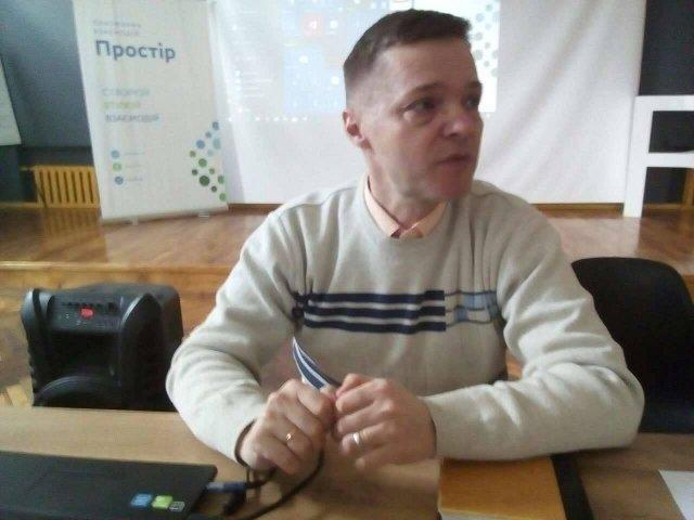 Віктор Булига.