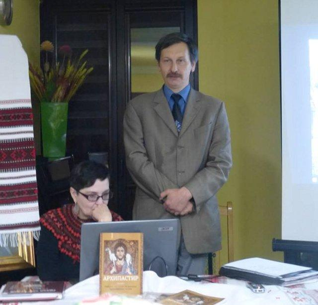 Григорій Купріянович, фото зі сторінки Українського товариства у ФБ.