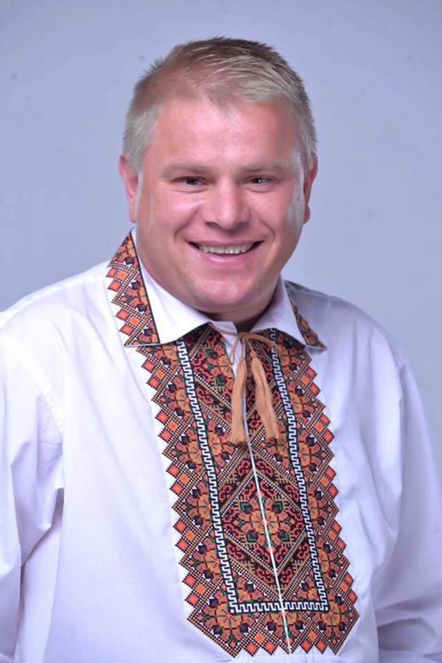 М'ялик Віктор. Фото з його сторінки у Фейсбук