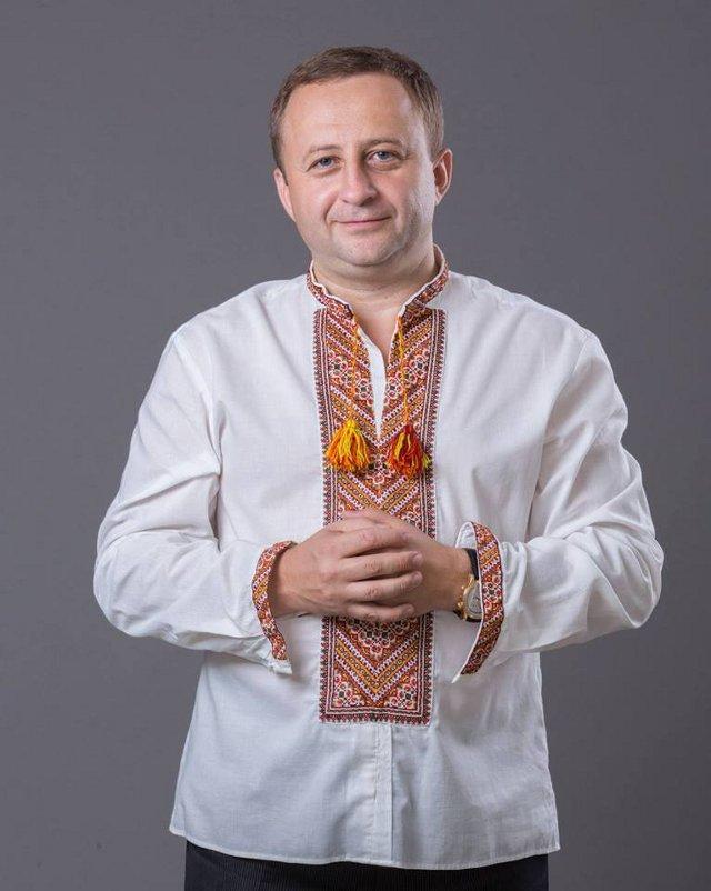 Василь Яніцький, фото з його сторінки у мережі Фейсбук