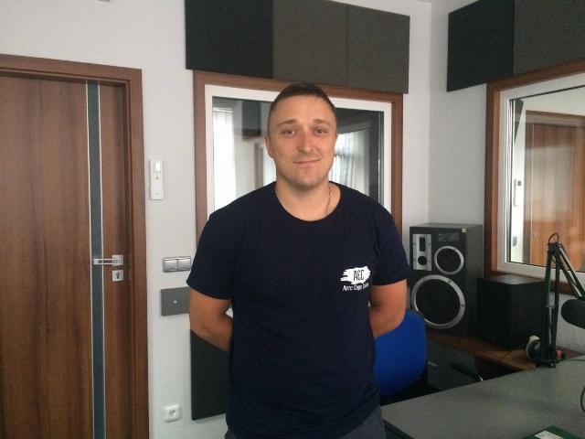 "Руслан Левчик, фото ""Радіо Трек"", radiotrek.rv.ua"