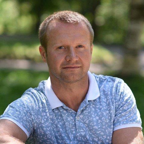 Роман Марков, фото з його сторінки у мережі Фейсбук.