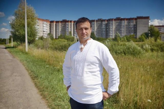 Павло Дутко, фото з його сторінки у мережі Фейсбук