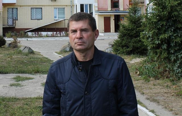 Лозян Олексій, фото Вільне Слово.