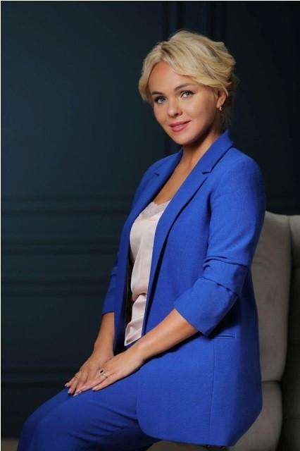 Ксенія Павловська, фото з її сторінки у мережі Фейсбук.