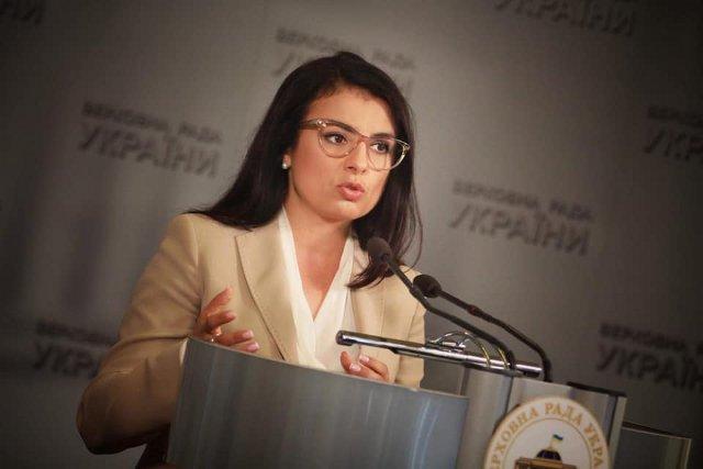 Вікторія Войціцька, фото з її сторінки у мережі Фейсбук