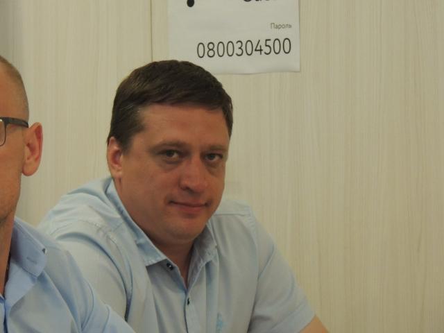 Роман Іванісов, фото Олександра Шевчука