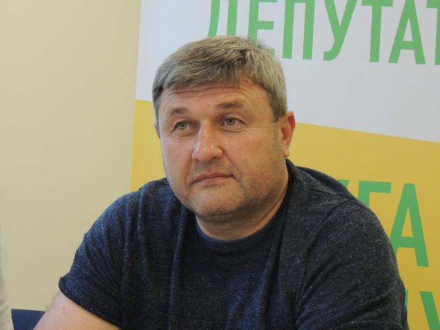 Сергій Литвиненко, фото Олександра Шевчука