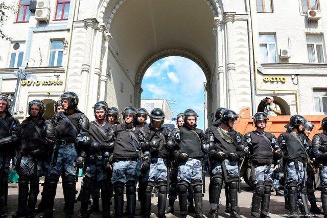 Фото: «Новая газета»