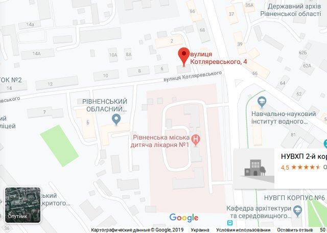 зображення з google.com.ua/maps/