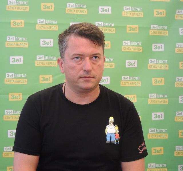 Дмитро Соломчук, фото Олександра Шевчука