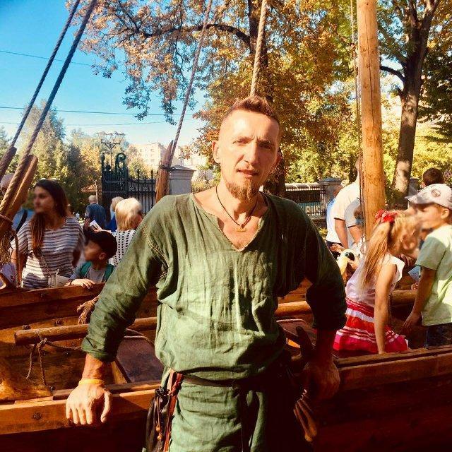 Юрій Оцюсь, фото зі сторінки facebook.com/Oytcus