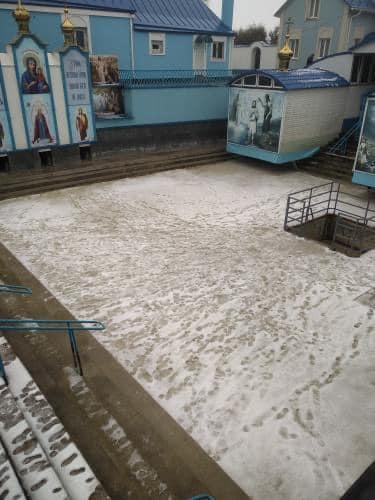 Фото від 9 січня з групи ТИПОВЕ ДУБНО