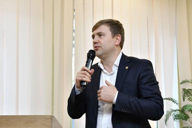 Віталій Коваль, фото прес-служби РОДА, rv.gov.ua.