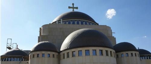 Новозбудований православний храм Святої Софії у Варшаві. Фото orthodox.pl